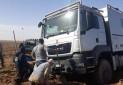 دو گردشگر سوئیسی گرفتار در باتلاق کویر مرنجاب نجات یافتند