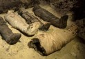 کشف ۵۰ مومیایی چند هزارساله در مصر