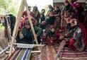 برگزاری دوره آموزش ابریشم بافی در کلات