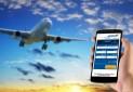 ریزش فروش سایت های هواپیمایی