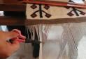 آزمون یازدهمین دوره آموزشی جاجیم در ساری برگزار شد
