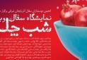 نمایشگاه «شب چله» در موزه زنده سفال تبریز