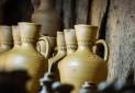 کارگاه رایگان سفالگری در مرکز آموزش صنایع دستی اردبیل برگزار می شود