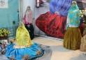 حضور تولیدکنندگان پوشاک سنتی در نمایشگاه های صنعت نساجی و مد و لباس اصفهان