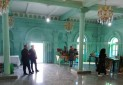 جلوه هنرهای سنتی آبادان در مسجد رنگونی ها