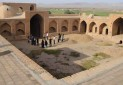 بهره برداری از کاروانسرای بازسازی شده دودهک دلیجان در بهمن 98