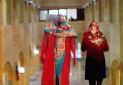 نمایشگاهی بی واسطه از هنرهای دستی زنان ترکمن برپا شد