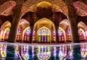 مسجد نصیرالملک در میان زیباترین مساجد جهان
