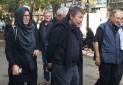 گردشگران اروپایی هم سیاه به تن کردند