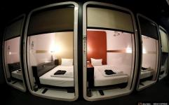 ادارات قدیمی ژاپن به هتل هایی شیک تبدیل می شوند