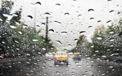 احتمال وزش باد و بارش باران در تهران