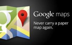 نقشه گوگل، Google Maps