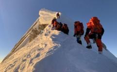 بازگشایی مرزهای نپال به روی کوهنوردان