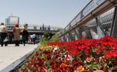 رشد 200 درصدی گردشگران ورودی به تهران در نوروز