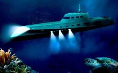 ارایه تسهیلات به سازندگان زیردریایی گردشگری