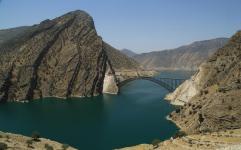بزرگ ترین پل زیرقوسی کشور افتتاح شد