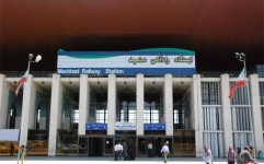 ساخت ترمینال شماره 2 راه آهن مشهد در دستور کار قرار گرفت