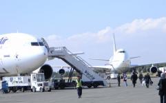 فرودگاه کرمان بین المللی شد