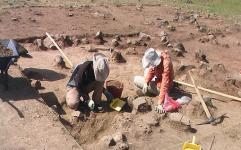 کشف دست ساخته هایی با قدمت 40 هزار سال در هجیج