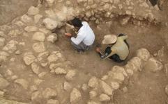 کشف معماری سنگ چین در کردستان