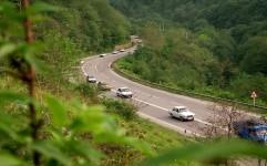 جاده هایی که به طبیعت رحم نمی کنند
