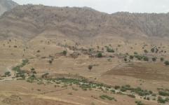 ساخت روستای جدید بر روی محوطه تاریخی دوران مس سنگی