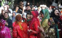 درآمد میلیاردی گردشگری از جشنواره عروسی و تشریفات آن