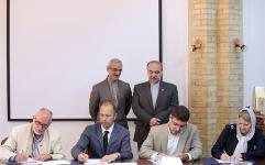 تفاهم نامه راه اندازی اولین قطار گردشگری ایران و اتریش به امضاء رسید