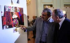 نمایشگاه عکس «همسایه های دور» افتتاح شد