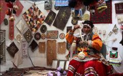 183 اثر صنایع دستی غرب کشور موفق به دریافت نشان ملی شدند