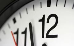 خود را برای تغییر ساعت آماده کنید