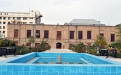 بازدید معاون صنایع دستی کشور از فروشگاه های خانه ملک و آرامگاه نادر