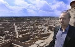 سفر سلطانی فر به منظور بازدید از پروژه های گردشگری و تاریخی استان یزد