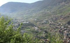 چشم و هم چشمی «روستای زیارت» را از بین برد