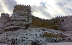 قلعه فلک الافلاک لرستان نیازمند استحکام بخشی