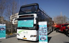 ساخت خودروهای گردشگری در ایران