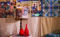 استقبال از معرفی صنایع دستی ایران در پاریس