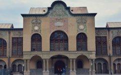 ایجاد سایت موزه در عمارت مسعودیه