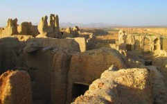 آباده؛ شهر قلعه و منبت