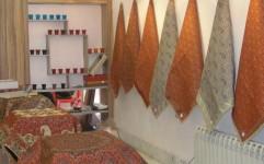 نمایشگاه صنایع دستی در شهرستان سبزوار گشایش یافت