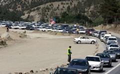 توصیه های پلیس راه به مسافران نوروزی در ترافیک سنگین جاده ها
