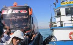 شرایط سفر از کشور عمان به قشم با خودروی شخصی فراهم شد