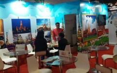 پایان کار نمایشگاه تخصصی گردشگری چین با حضور نمایندگان ایران