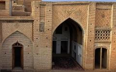 خانه تاریخی گلچین دزفول؛ گنجی آجری در دست فراموشی