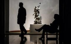 گالری گردی در هوای اردیبهشتی تهران