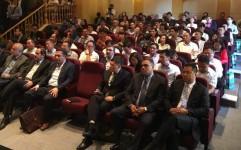 حضور سلطانی فر در کنفرانس جهانی گردشگری برای توسعه