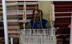 کمپین حمایت از تولید ملی در نمایشگاه ملی صنایع دستی