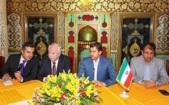راهکارهای همکاری بین اصفهان و وین بررسی شد