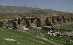 پل های سیل زده لرستان در نوبت ثبت جهانی