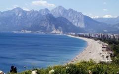 کاهش 95 درصدی گردشگران روس در آنتالیا